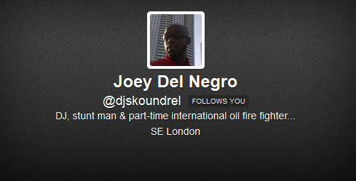 Joey Del Negro screenshot