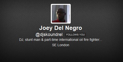Joey Del Negro screenshot