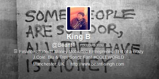 King B screenshot