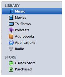 iTunes metaphor_library