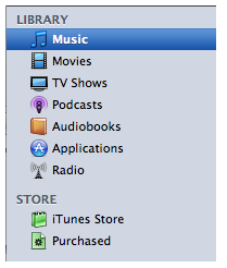 iTunes metaphor_library