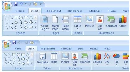 Microsoft consistency_toolbars