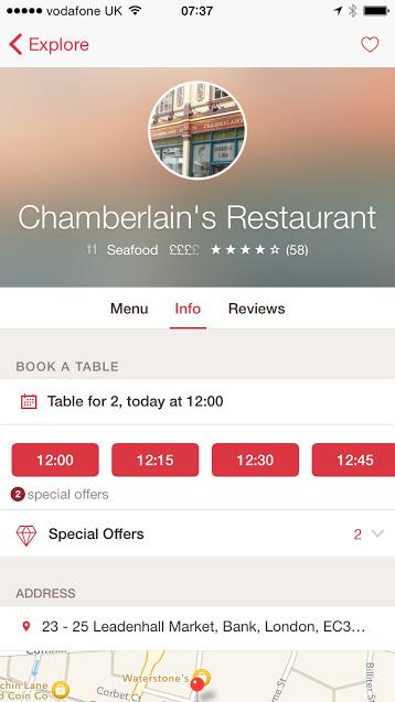 Chamberlain's