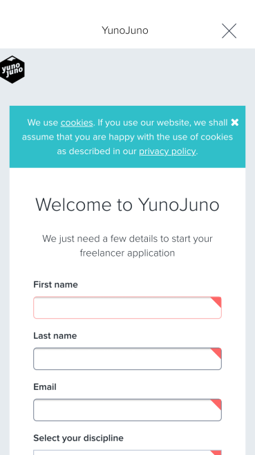 App review: YunoJuno – As I learn …