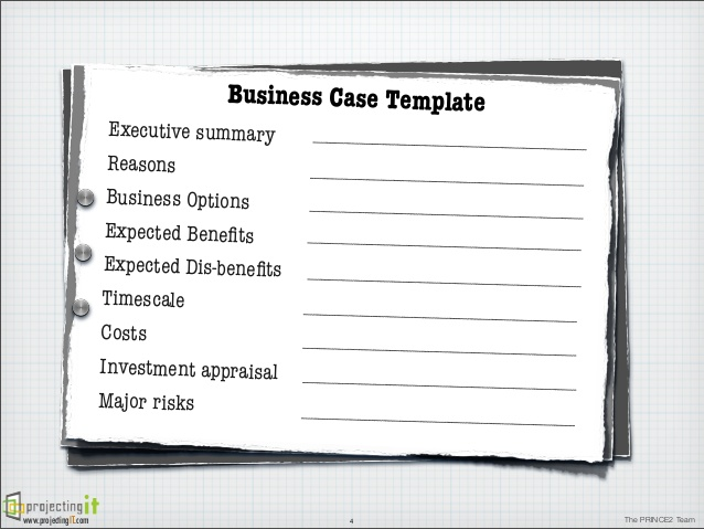 My product management toolkit 21 assessing opportunities as i business case friedricerecipe Gallery