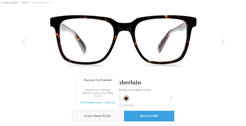 App review: Warby Parker – As I learn …
